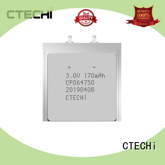 2200mah ultra-thin battery series for industry