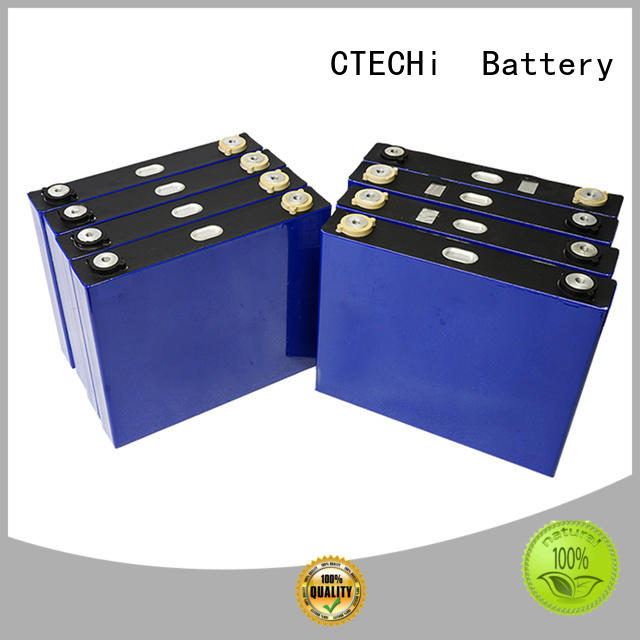 74v lifepo4 battery pack quickly charged for industry CTECHi
