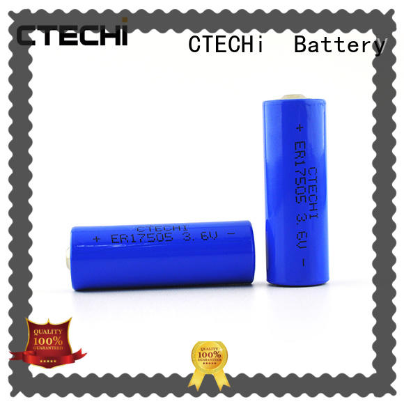 CTECHi digital lithium battery price factory for electric toys