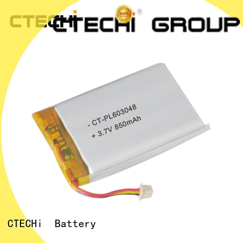 CTECHi lithium polymer battery personalized for smartphone