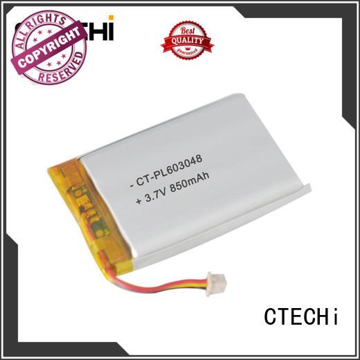 CTECHi digital li-polymer battery personalized for smartphone