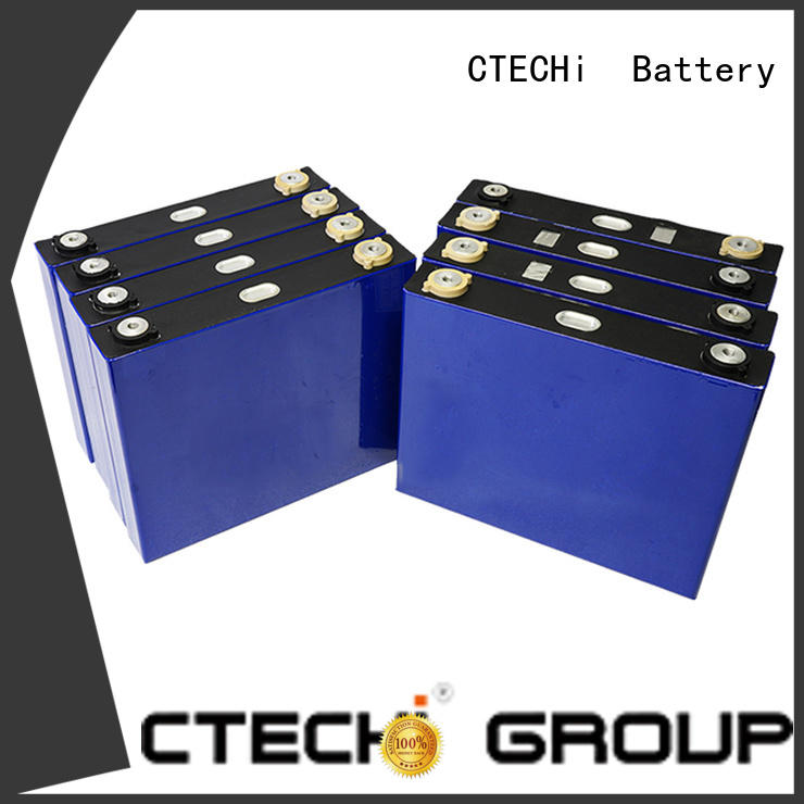 3.2V 140Ah Rechargeable Prismatic LiFePO4 Cell UPS