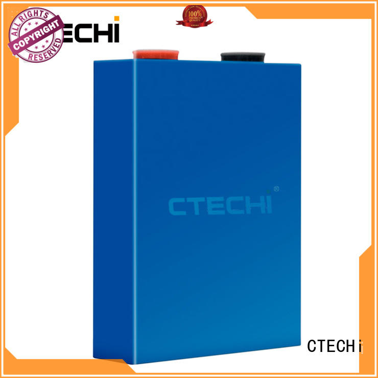 CTECHi lifepo4 battery 18650 supplier for RV