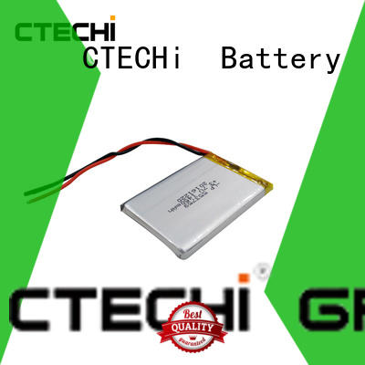 CTECHi square polymer battery personalized for phone