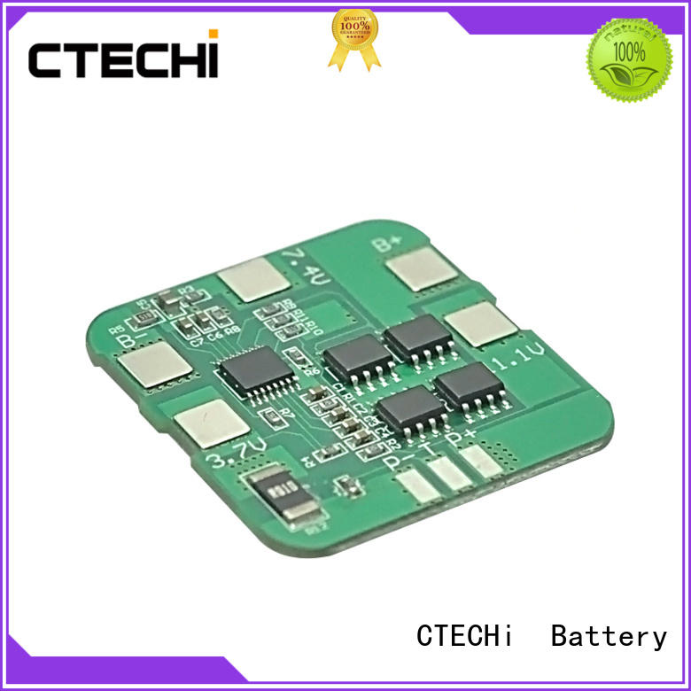 CTECHi high quality batterie management system customized for battery