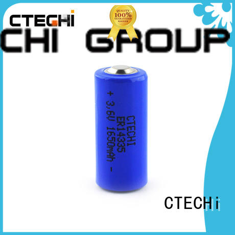 CTECHi primary batteries customized for digital products
