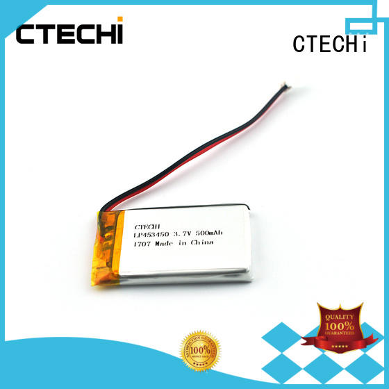 CTECHi lithium polymer battery charger supplier for electronics device