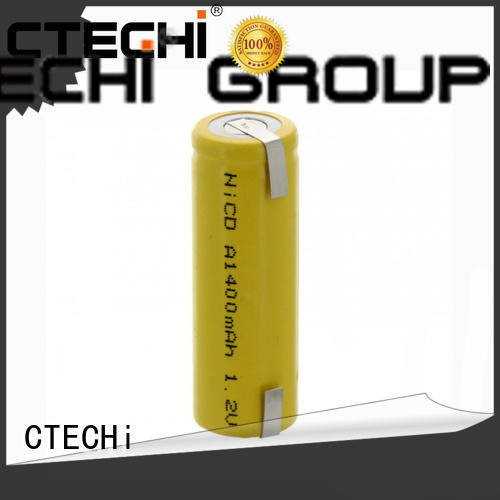 CTECHi ni-cd battery factory for payment terminals