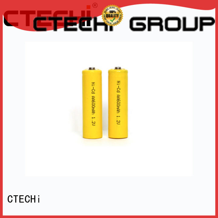 Ni-Cd Battery 1.2V AA 600mAh for Emergency Lighting