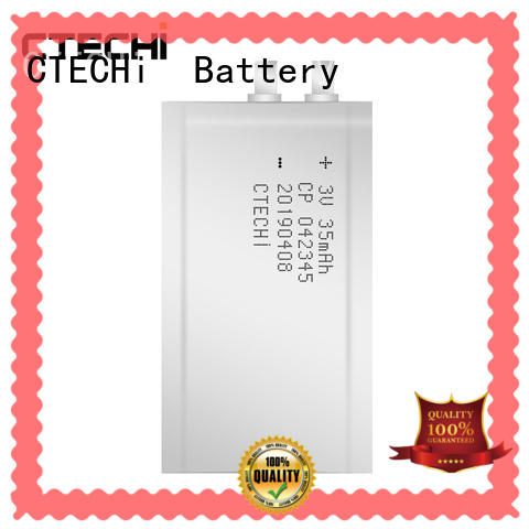 74v micro-thin battery customized for factory