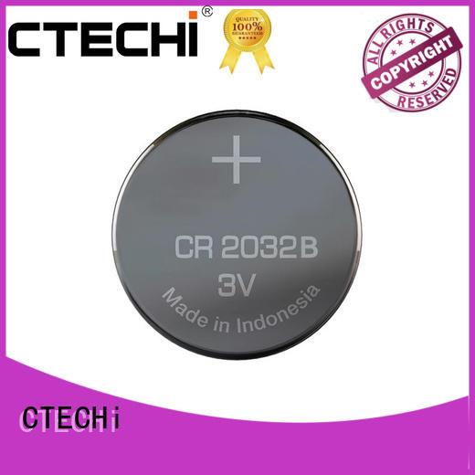 CTECHi durable panasonic lithium battery supplier for flashlight