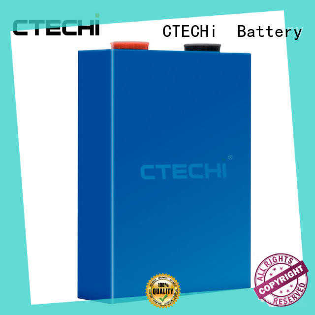 CTECHi portable lifepo4 battery charger customized for RV