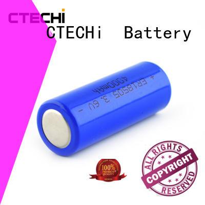 High performance electronic equipment backup lithium battery ER18505