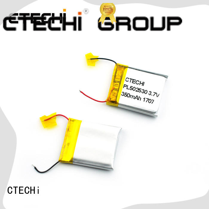 CTECHi digital lithium polymer battery charger personalized for smartphone