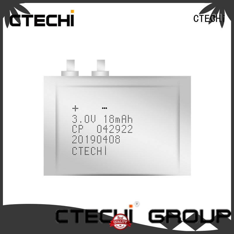 ultra slim battery otp for factory CTECHi