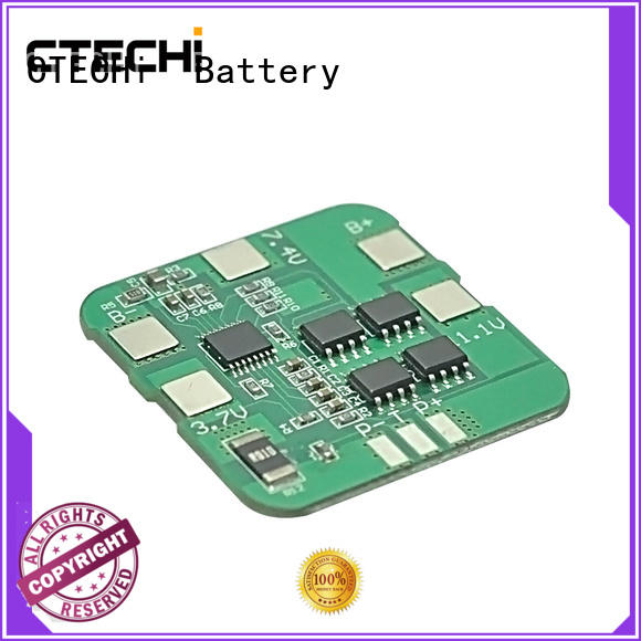 CTECHi anti-overcharging batterie management system personalized for factory