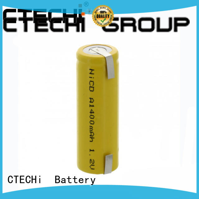 CTECHi industrial ni-cd battery manufacturer for emergency lighting