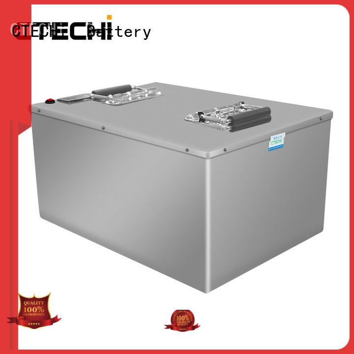 CTECHi lifepo4 battery uk customized for travel