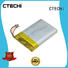 ion polymer batterie soft for phone CTECHi