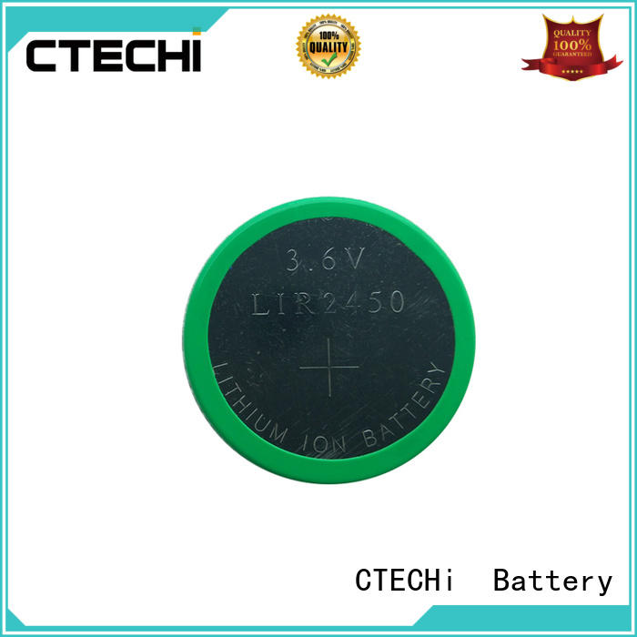 CTECHi charging rechargeable button batteries for household