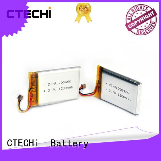 digital li-polymer battery customized for electronics device