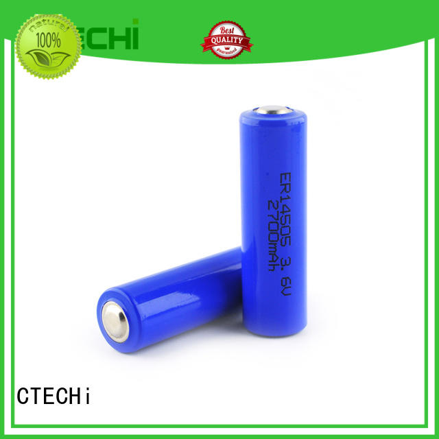 CTECHi 9v lithium battery cells for digital products