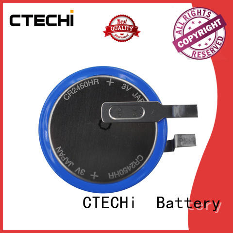 CTECHi high quality not rechargeable batteries personalized for industry