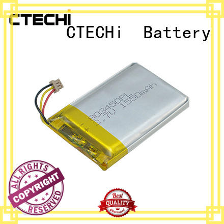 CTECHi polymer battery supplier for