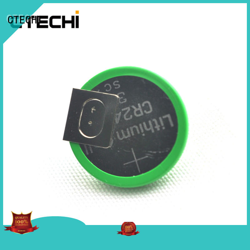 CTECHi lithium button cell supplier for camera