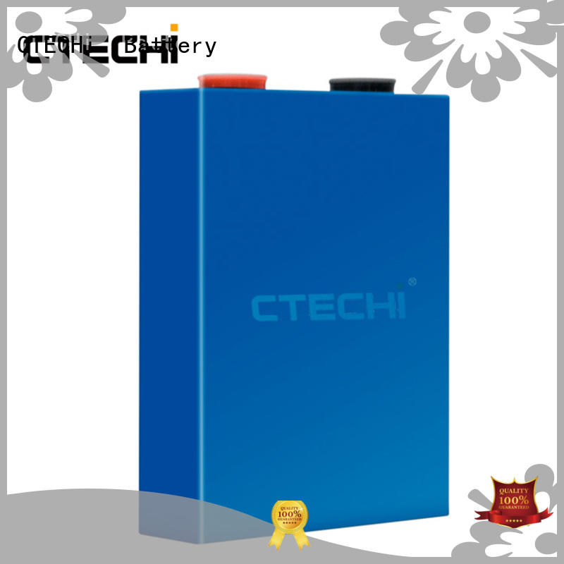 quickly charged lifepo4 battery lithium for factory CTECHi