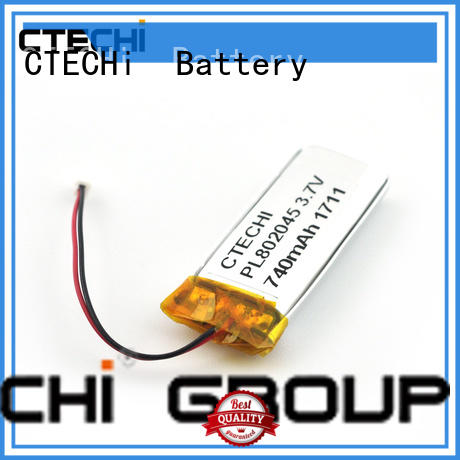 polymer batterie service for electronics device CTECHi