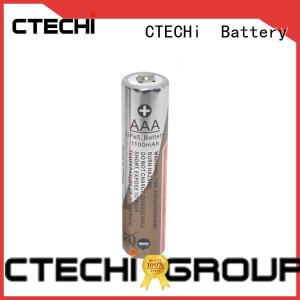 CTECHi aa lithium batteries design for electric toys