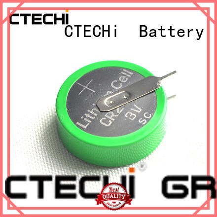 CTECHi button battery personalized for instrument