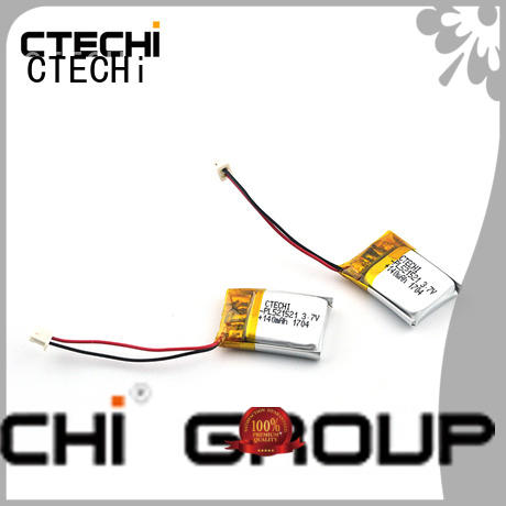 CTECHi lithium polymer battery charger personalized for electronics device