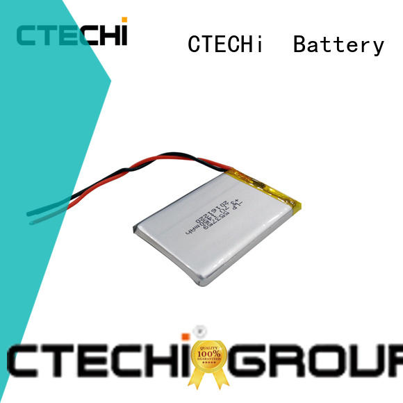 Smartphone lithium ion polymer battery PL553759