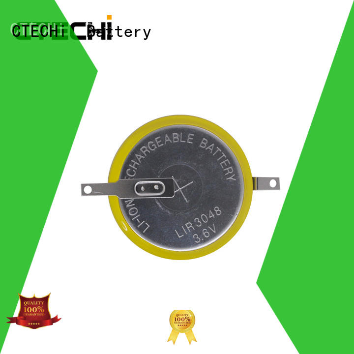 CTECHi digital rechargeable button battery wholesale for car key
