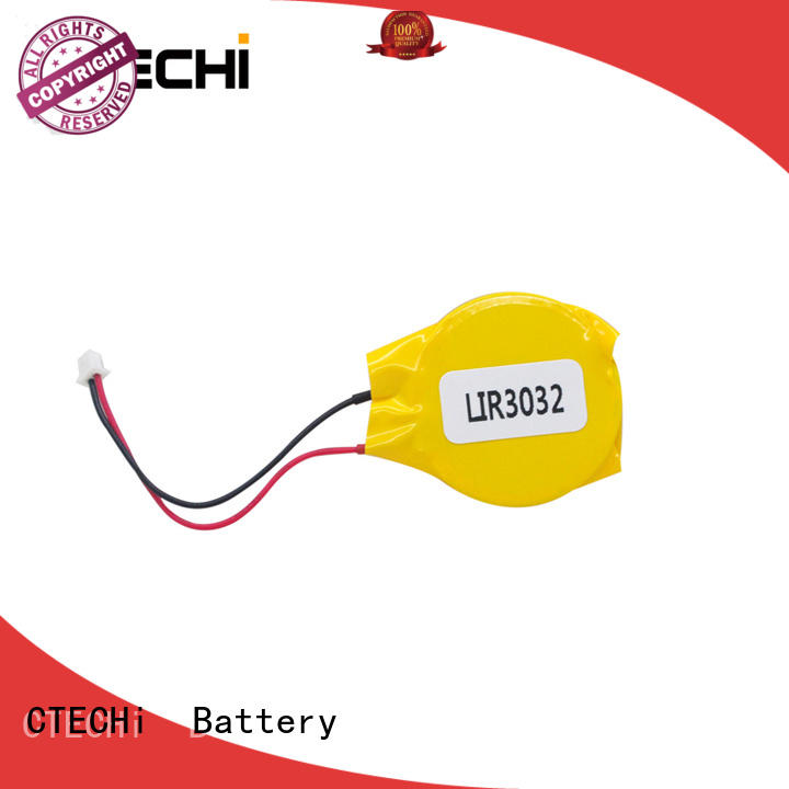CTECHi rechargeable coin cell wholesale for watch