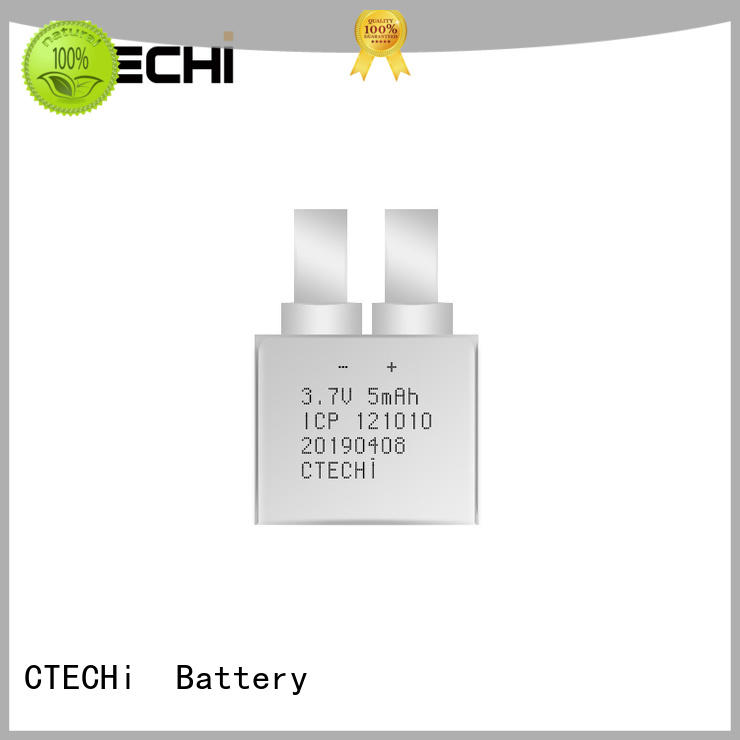 CTECHi durable micro-thin battery 37v for manufacture