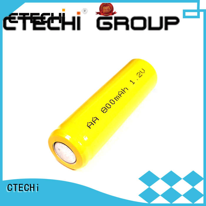 1400mah batterie nicd customized for emergency lighting CTECHi
