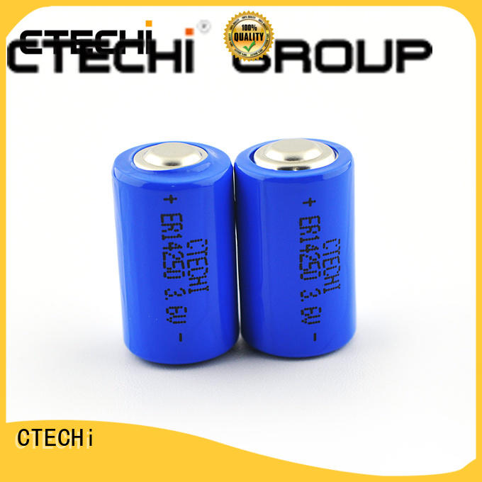 CTECHi digital gas meter battery customized for electronic products