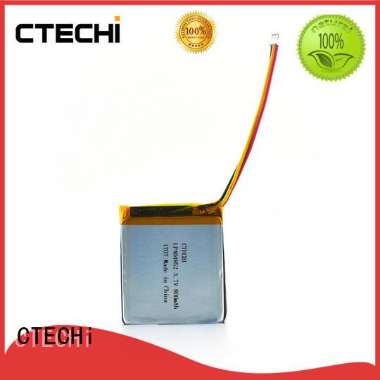 37v li-polymer battery power for CTECHi