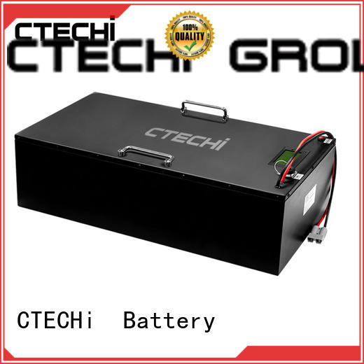 CTECHi lifepo4 battery 100ah series for travel