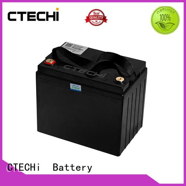 lifepo4 batterie for travel CTECHi