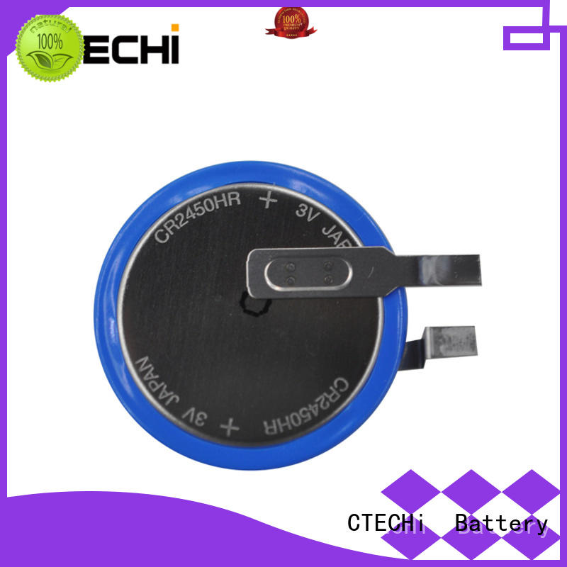 CTECHi maxell lithium battery personalized for smart meter