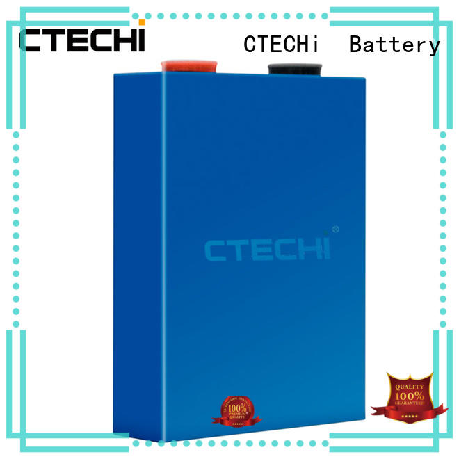 CTECHi lifepo4 battery 100ah personalized for RV