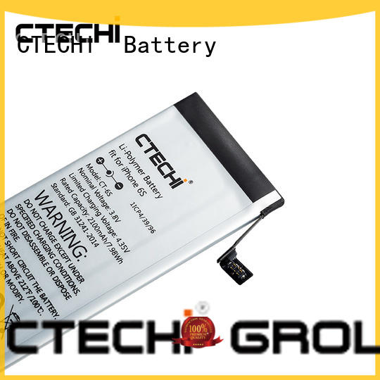 Grade AAA Original Quality Cell Phone 3.8V 2100mAh Battery for iPhone 6. 6S