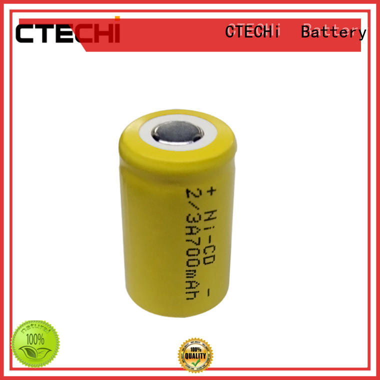 CTECHi industrial ni-cd battery customized for vacuum cleaners