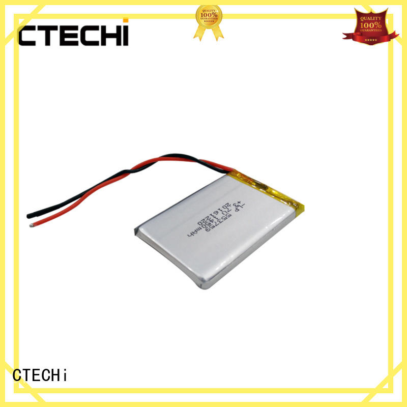 CTECHi lithium polymer battery charger customized for
