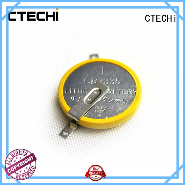 CTECHi electric cr battery personalized for instrument