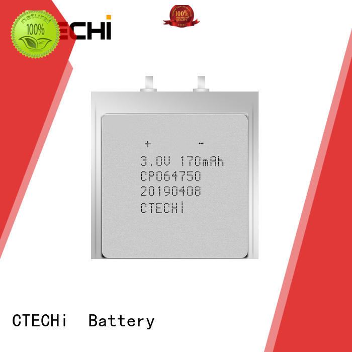 ultra-thin battery battery for industry CTECHi